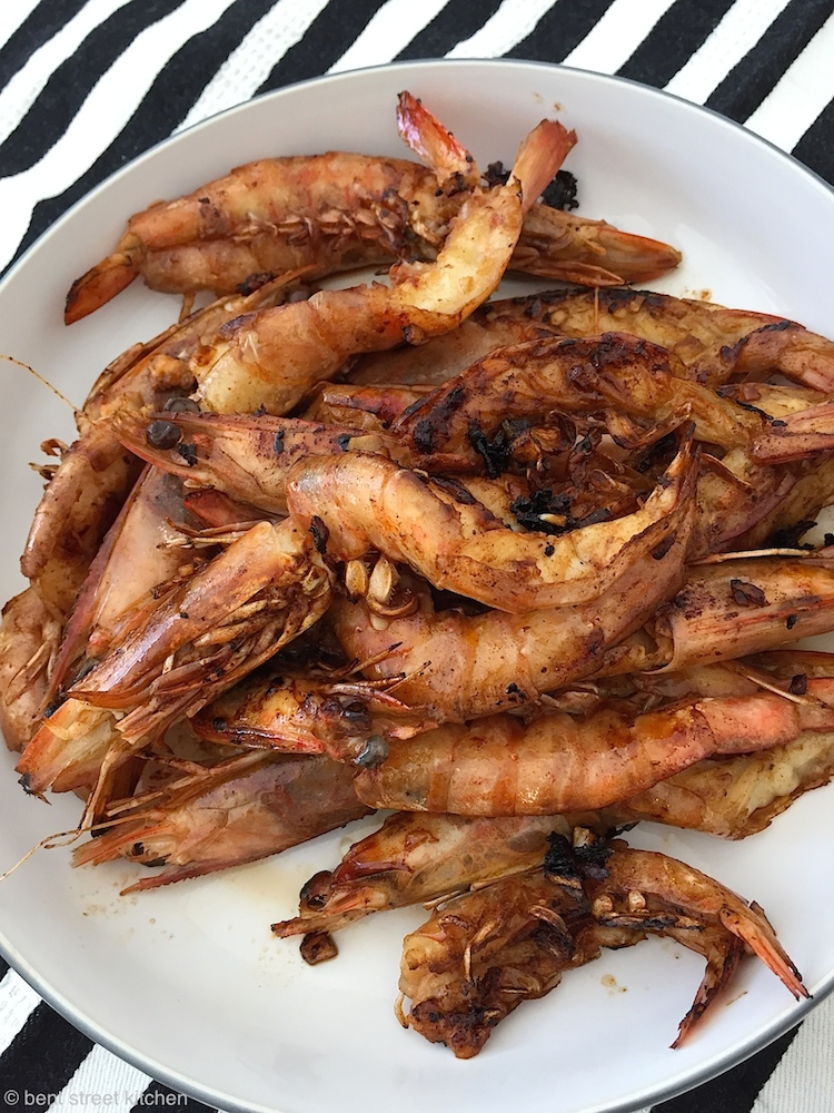 Filipino Toyomansi Prawns by Bent Street Kitchen