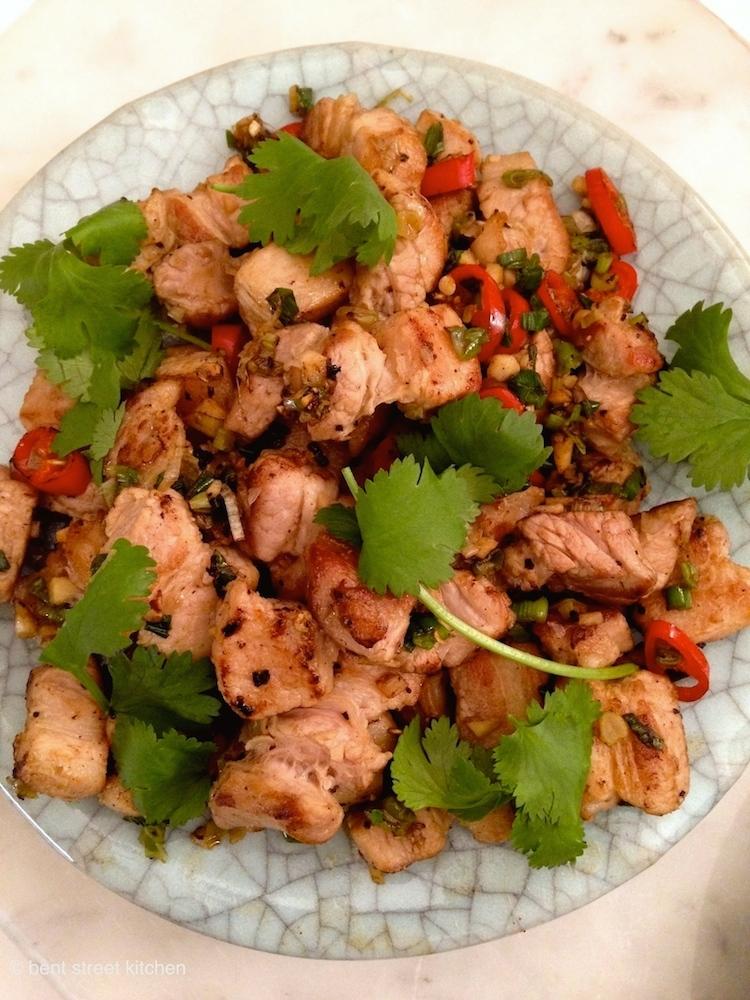 Salt and Pepper Pork by Bent Street Kitchen