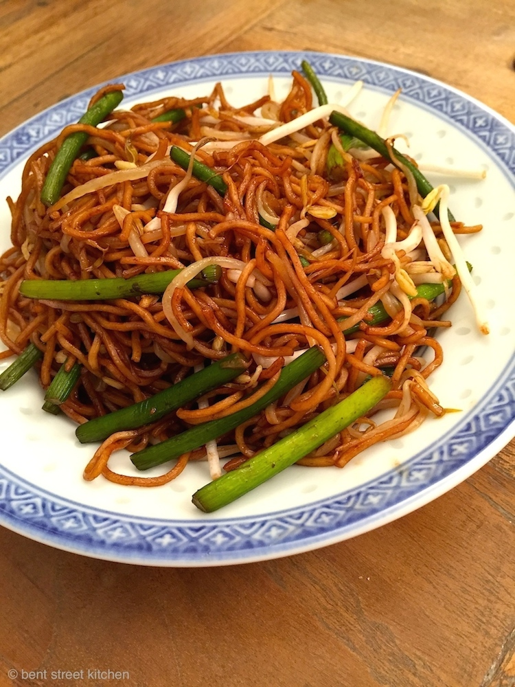 Soy Sauce Noodles by Bent Street Kitchen