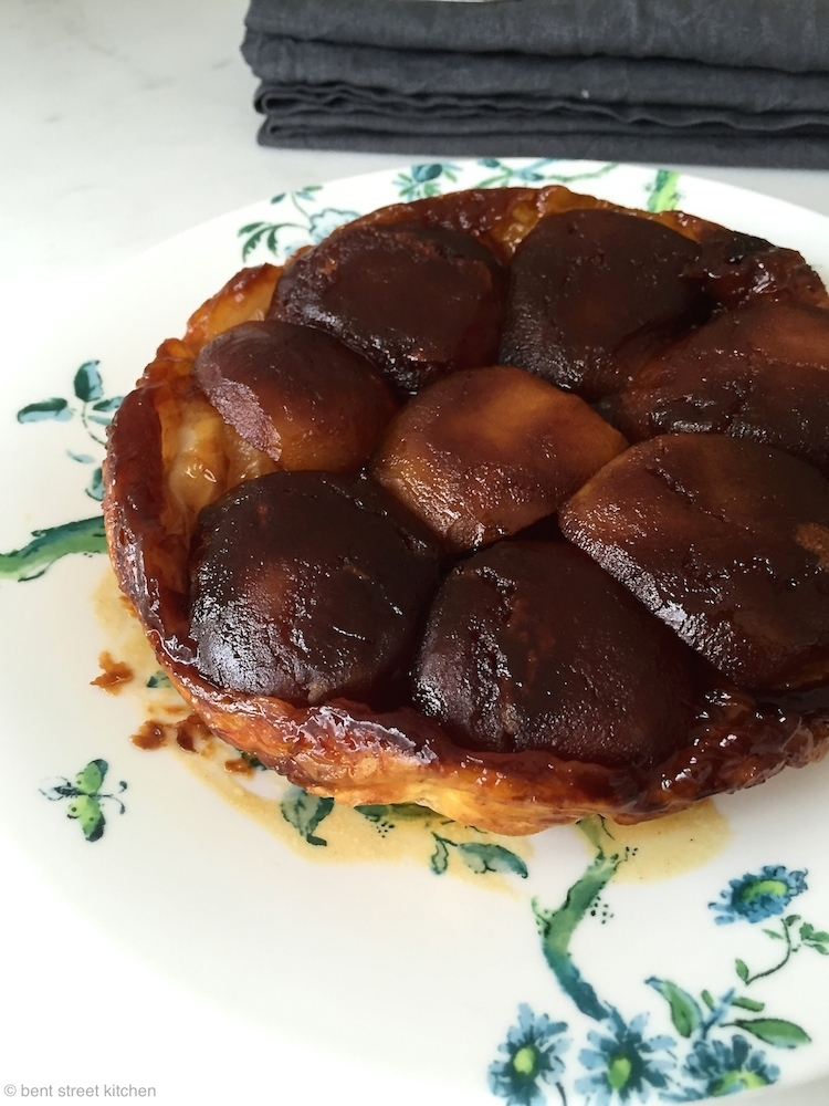 Apple Tarte Tatin by Bent Street Kitchen