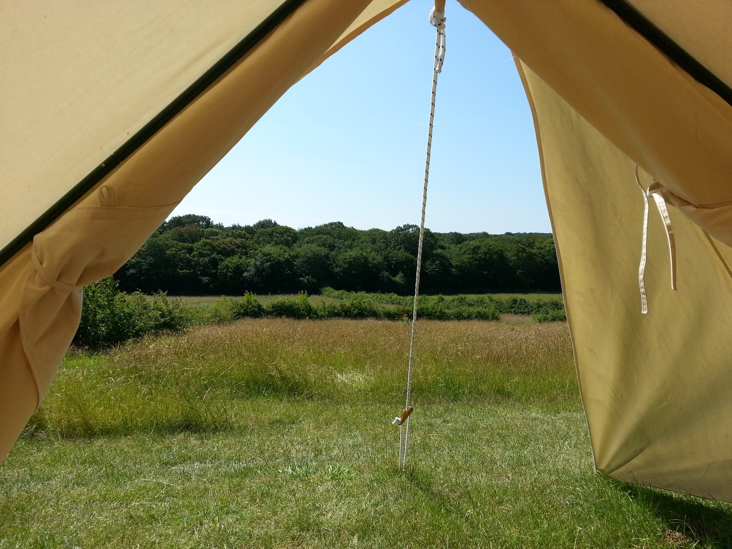 SLEEP UNDER THE STARS IN STYLE   Off the grid, eco-glamping accommodation   Contact Us