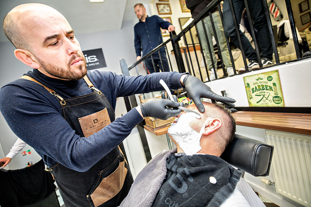 2 Day VTCT NVQ Shaving Course - Learn to shave and gain the world class, nationally recognised qualification
