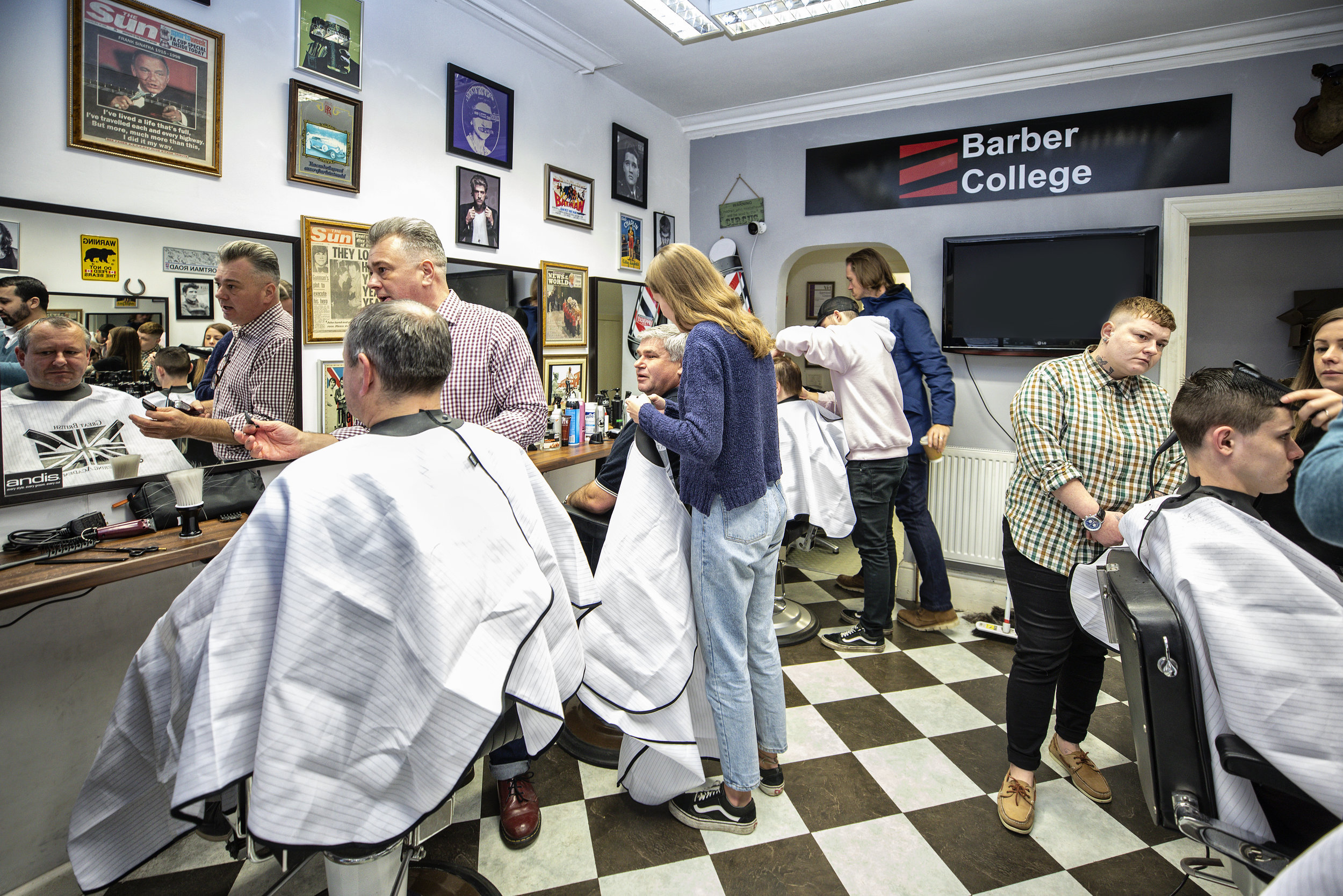 Apprenticeships - Earn as you learn when completing a barbering apprenticeship