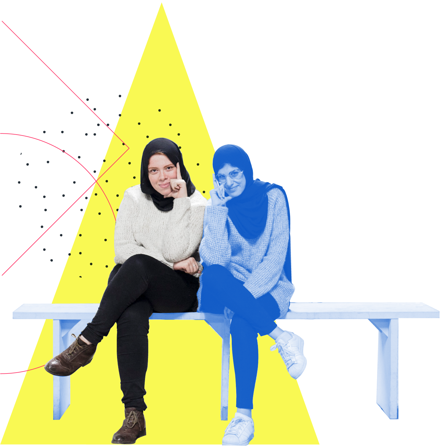 The experience introduces you to a wonderful network of people who really care about enhancement who try and to push forward good change. - Mirna Noaman (digital designer)International Committee of the Red Cross