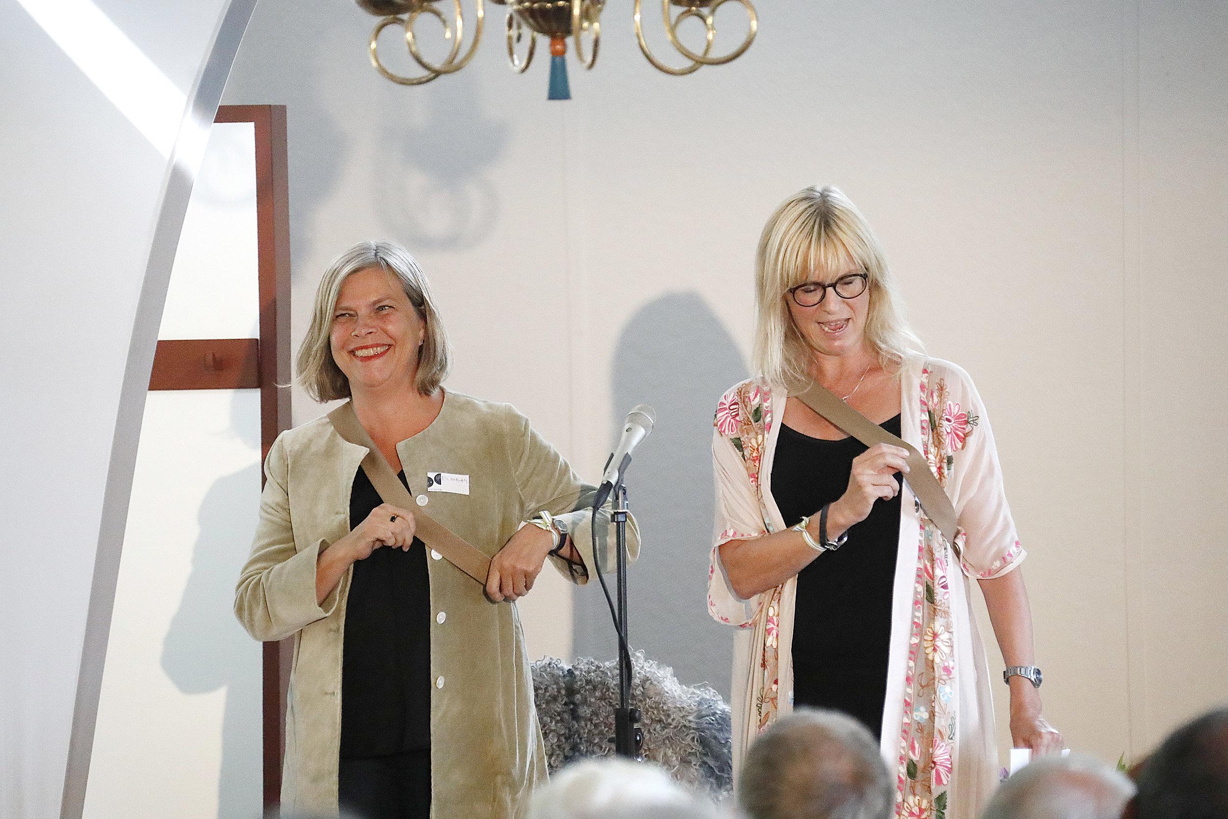 Copy of Elisabeth Wickström och Cilla Ungerth Jolis