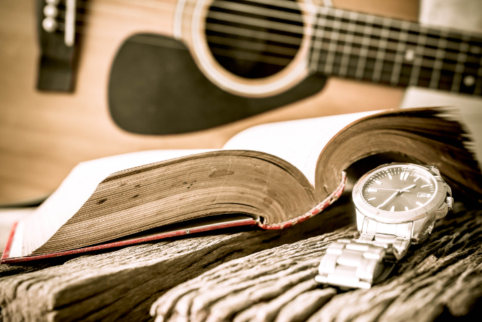 Practising Time for Guitar Guitar Lessons London