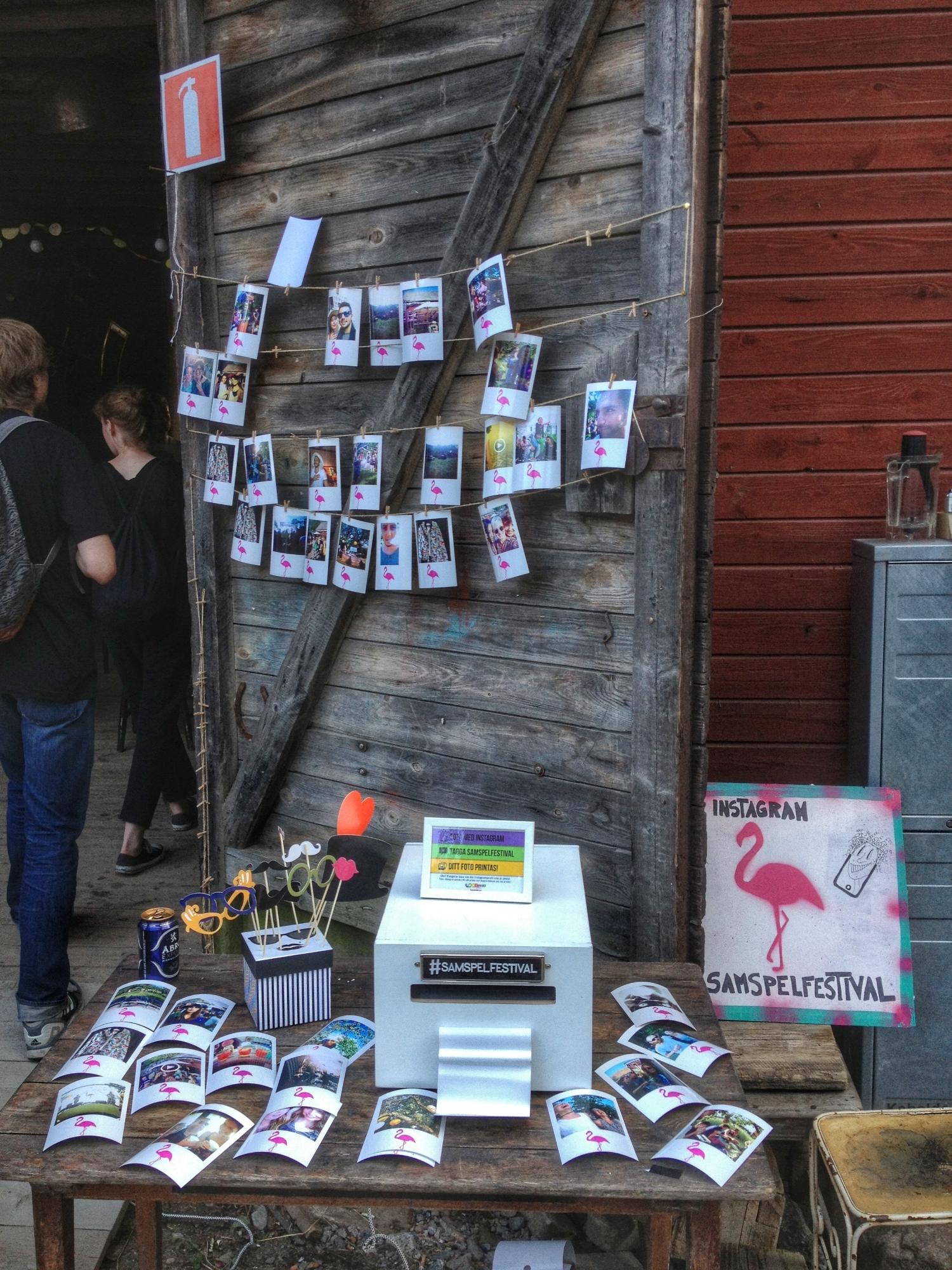 Copy of hyr instagramprinter i malmö