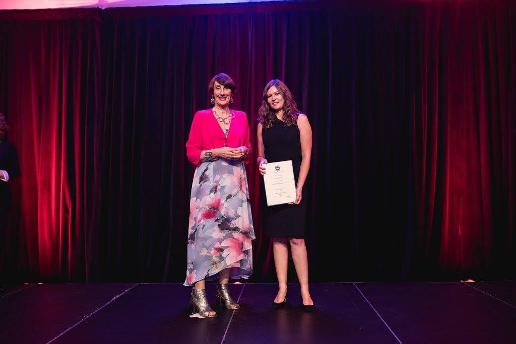 Awarded a University of Auckland Blue Award in Arts - November 2017.