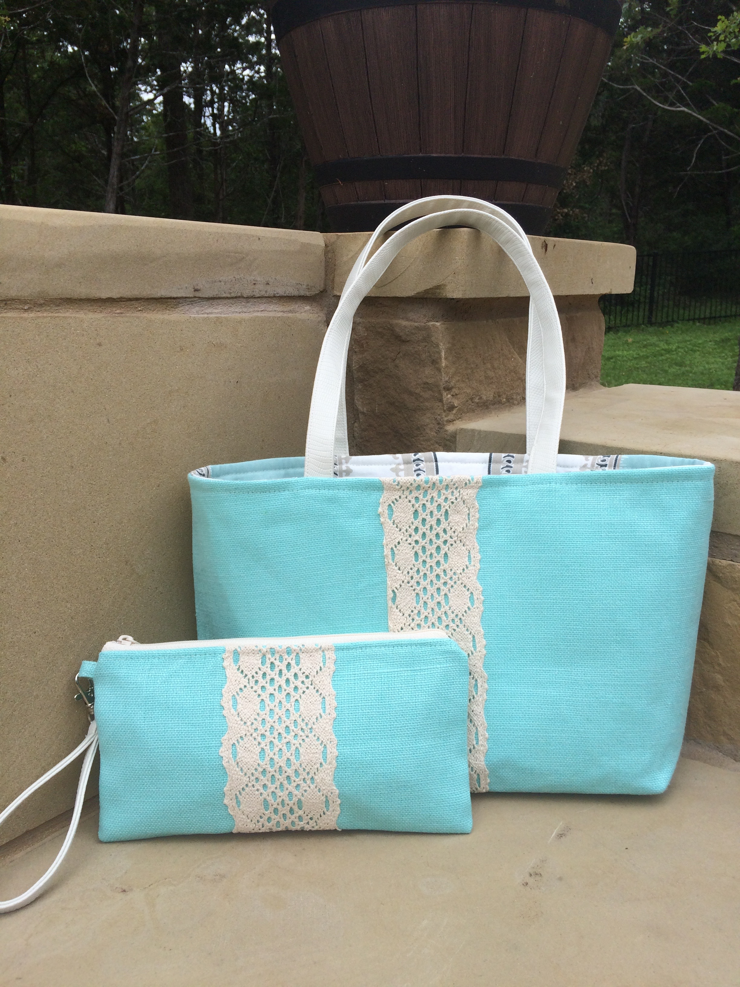 Sassy Tote • $78   More styles available.