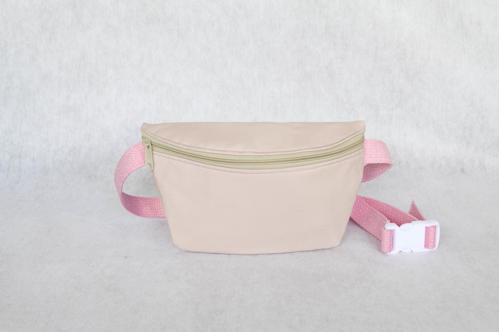Sassy Pak - Blush Patent Leather • $58