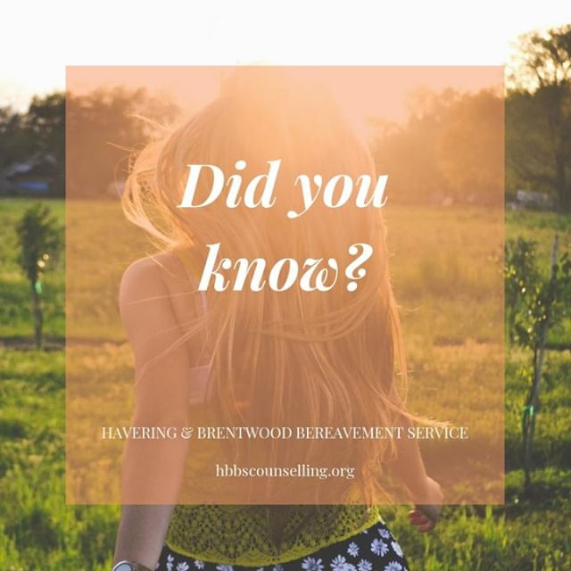 Did you know? We offer #counselling to children and adults in #Brentwood and #Havering but we also help in other parts of #Essex. To find out more please get in touch ow.ly/gWaO30lWUaV #HBBS #Charity #4ME #Schools