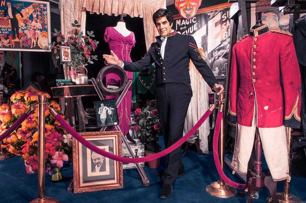 David Copperfield Magic Museum