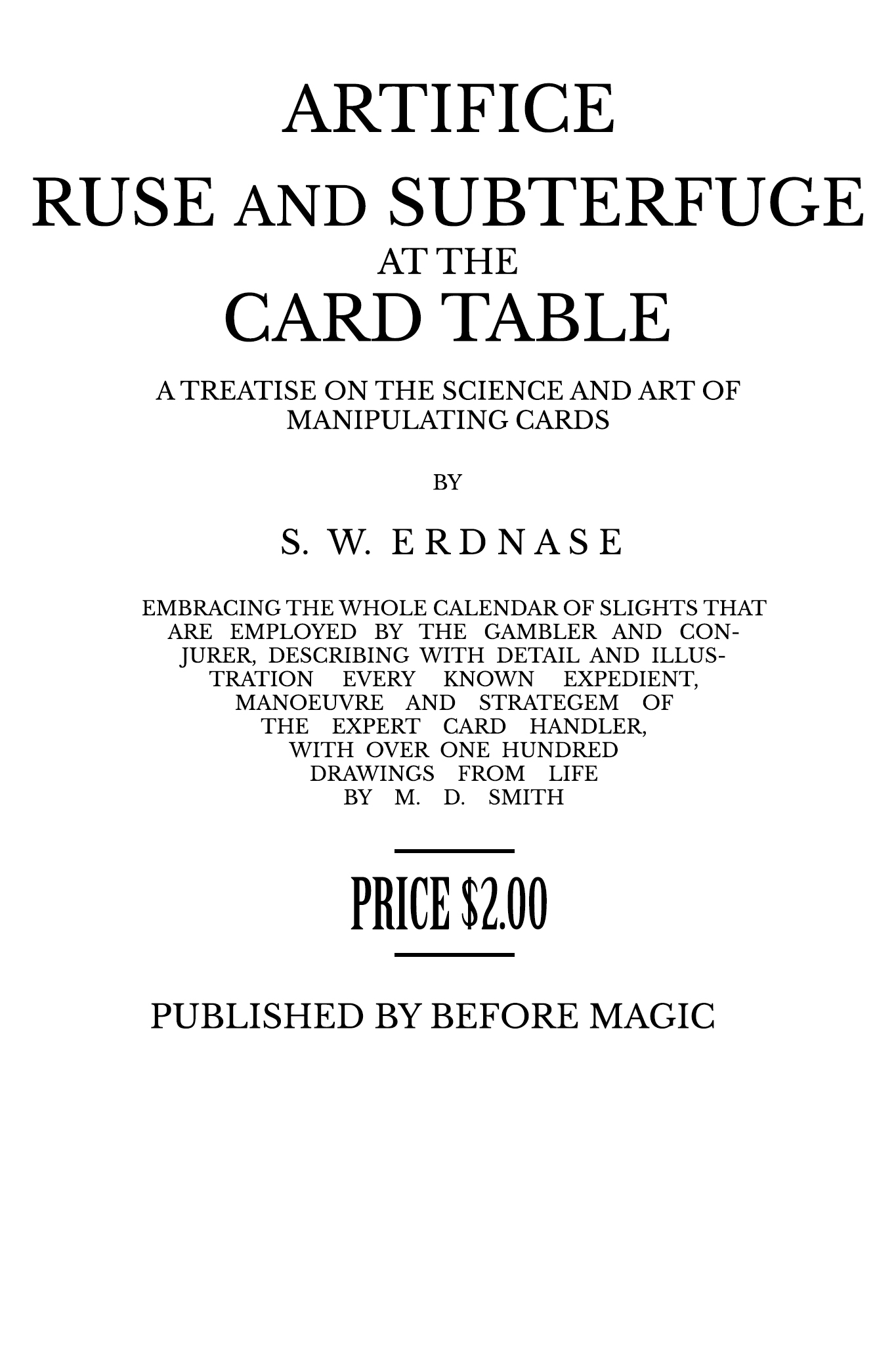 The Expert At The Card Table title page.jpg