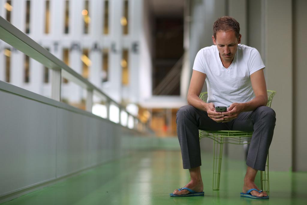 Mark Vletter van Voys Telecom