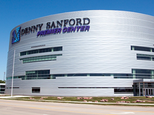 Denny Sanford Premier Center - Sioux Falls, SD