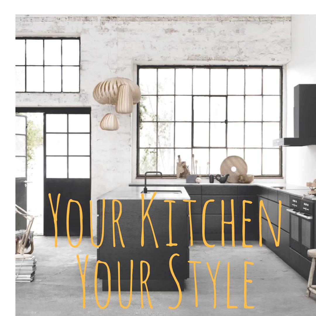 EMBRACE YOUR STYLE WHEN PLANNNING YOUR DREAM KITCHEN
