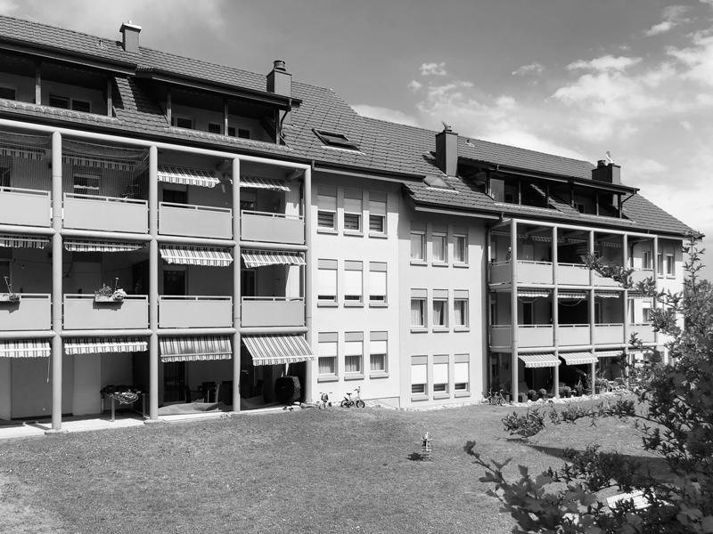 … und eines mit 16 Wohnungen