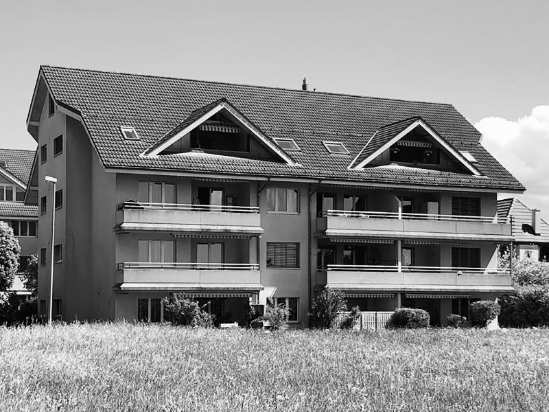 Egerkingen – ein Mehrfamilienhaus mit 11 Wohnungen …