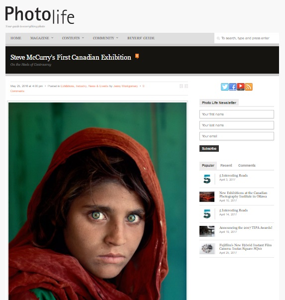 Photolife, May 25th 2016