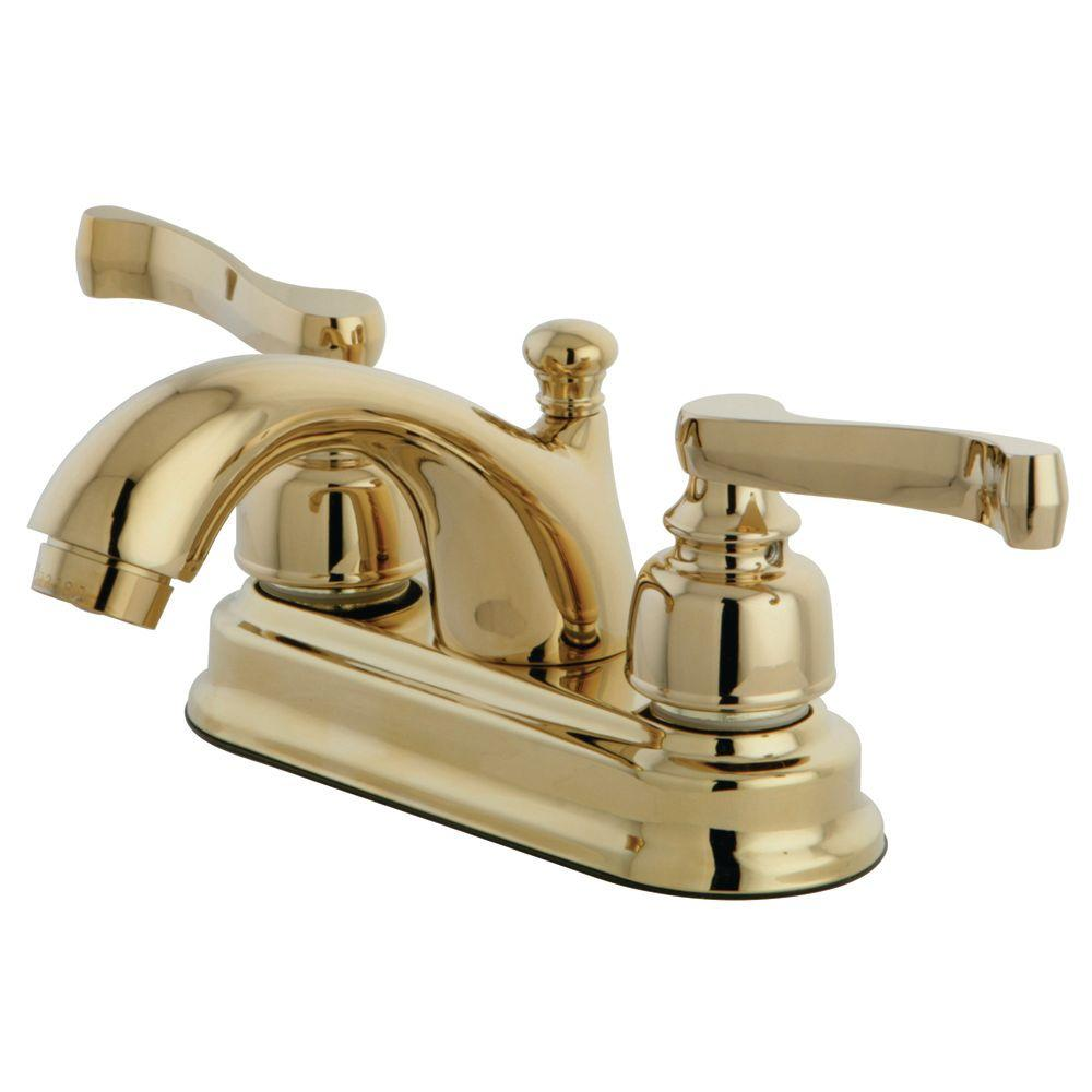Kingston Centerset Faucet