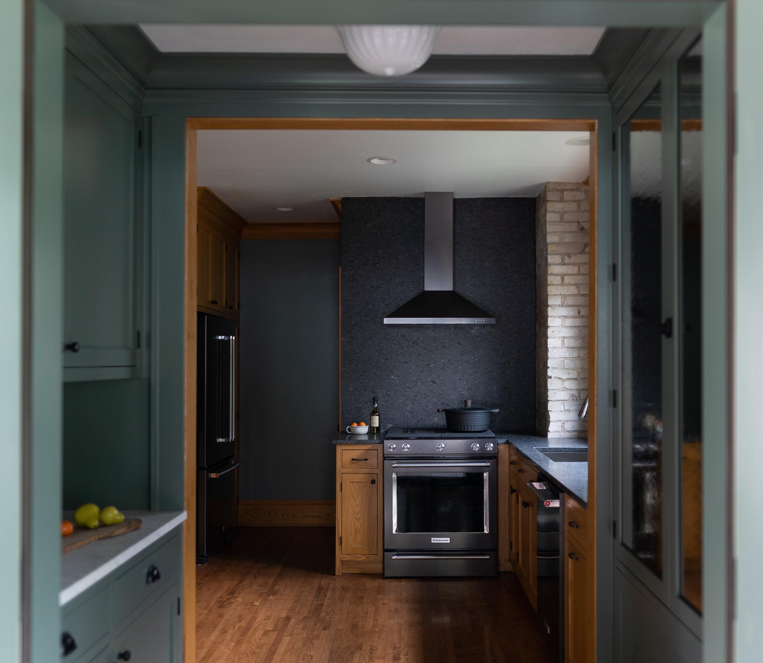 sargent craftsman kitchen