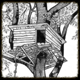 Conceptual artwork for  The Treehouse