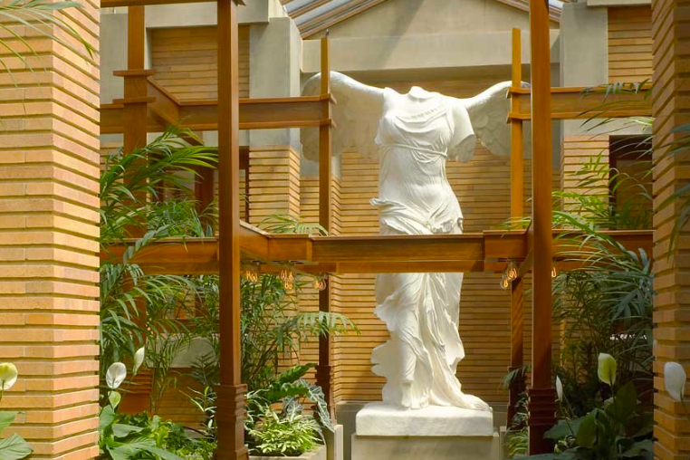 Touring Frank Lloyd Wright's Grandest Private Design, and the City Around It - Travel + Leisure