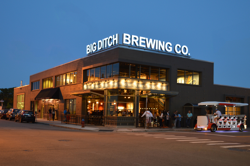 How Buffalo's New Beer Scene Emerged From Abandoned Buildings - Travel + Leisure