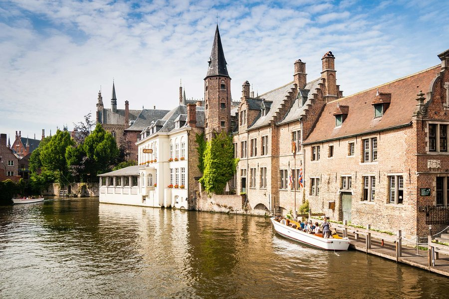 Why Bruges, Belgium Should Be at the Top of Your Bucket List - DEPARTURES