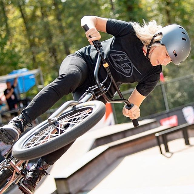 amazing jam packed weekend @usacycling National Championships , @panambmxfreestyle Continental Championships & @ucibmxfreestyle C1 event. Thank you @usacycling & @caryactionsports for holding it down. 📸 @fotoweaver