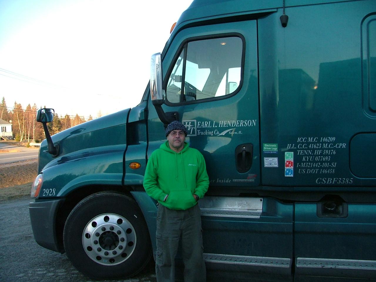 EARL L HENDERSON TRUCK & DRIVER.JPG