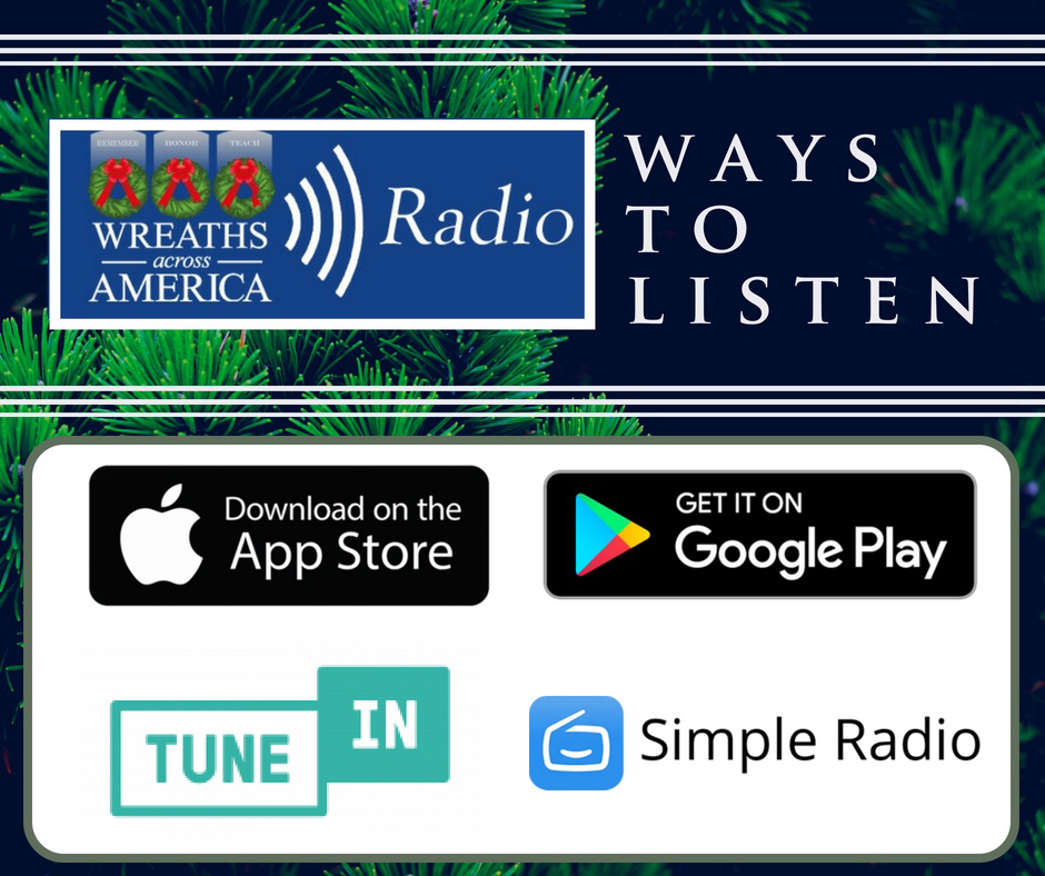 Wreaths Across America Radio - In addition to other great content, Trucking Tributes is a short radio feature highlighting the support Wreaths Across America receives from the trucking industry in transporting America's respect. In addition to the radio story you can read more about the featured company in our Trucking Tributes news posts. Trucking Tributes airs twice on Tuesdays at 11:00 AM and again at 4:00 PM EST.
