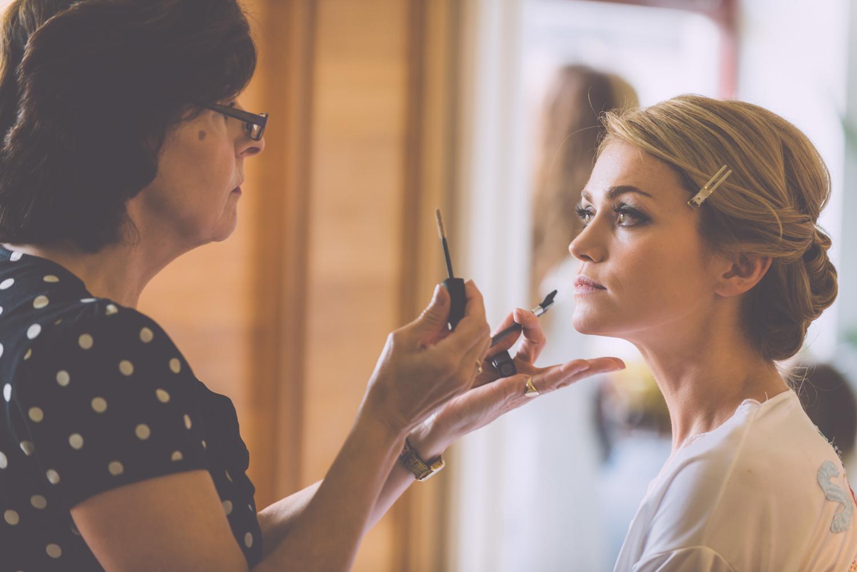 St Agnes Wedding makeup artist