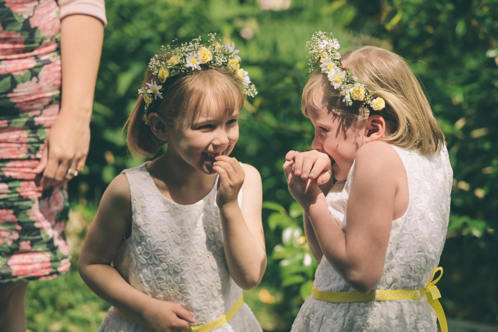 Perranzabuloe church wedding