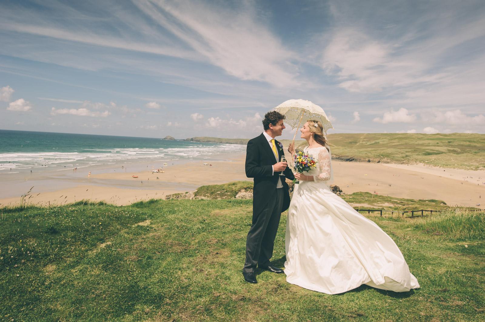 Perranporth Wedding Photography