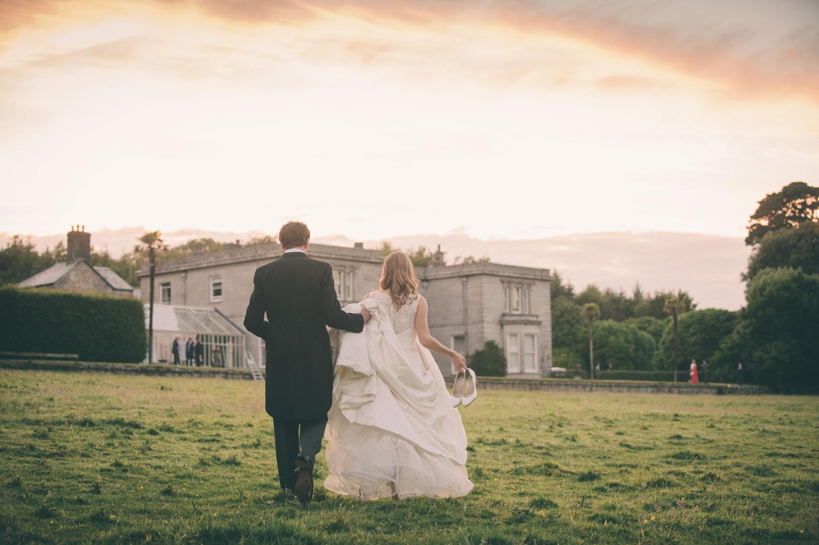 scorrier house wedding