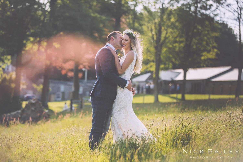 Wedding at Tredudwell Manor