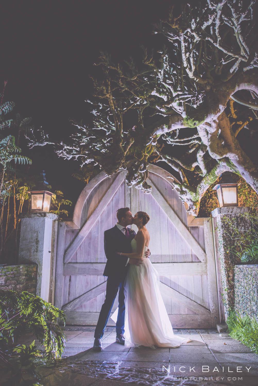 wedding photographer tresanton hotel