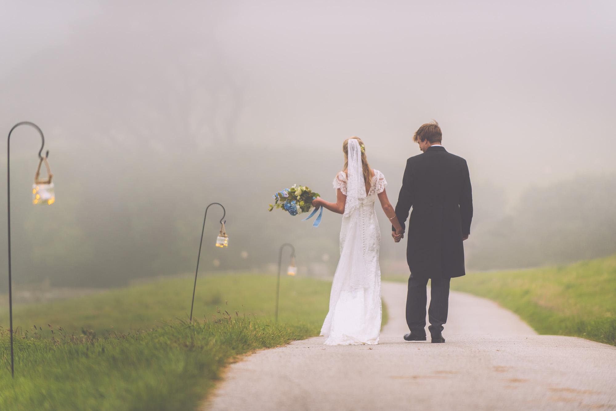 Caerhays Castle Wedding