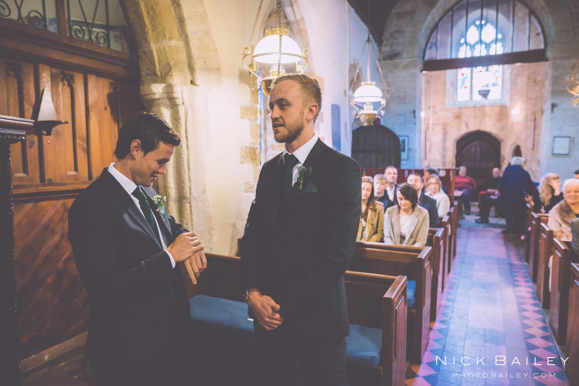 St Colan Wedding