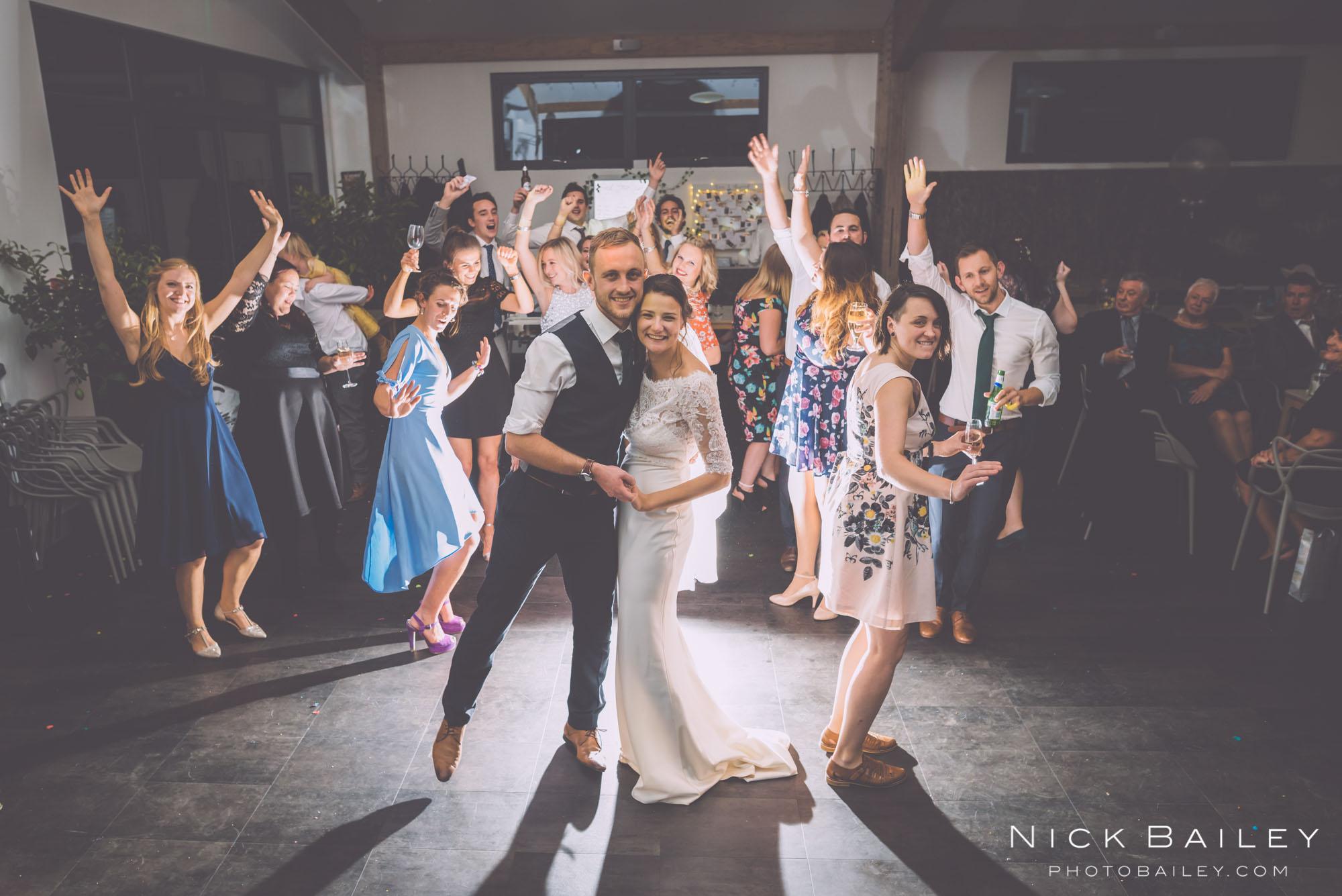 Trevibban Mill Wedding