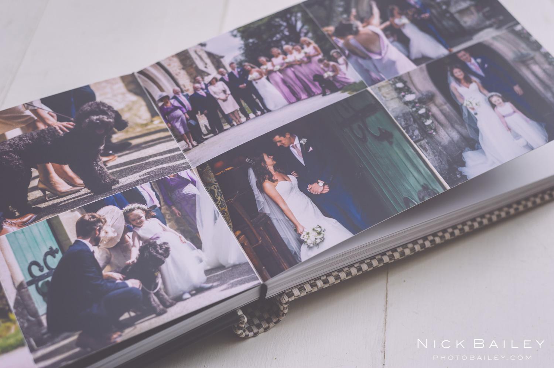 handmade Italian Wedding Albums
