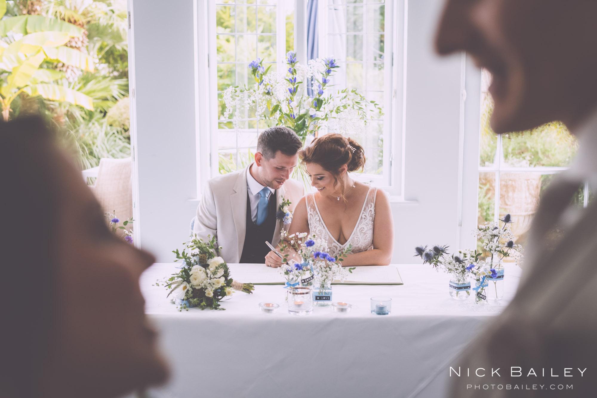 Hotel Tresanton Weddings
