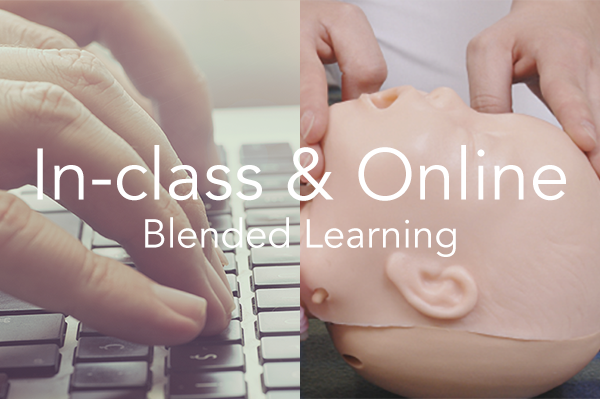 Click to view blended learning course offerings