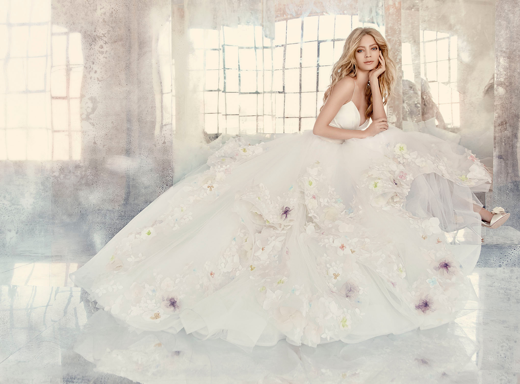 hayley-paige-bridal-tulle-ball-marzipan-floral-draped-taffeta-v-spaghetti-appliques-cascading-tiered-6601_x4.jpg