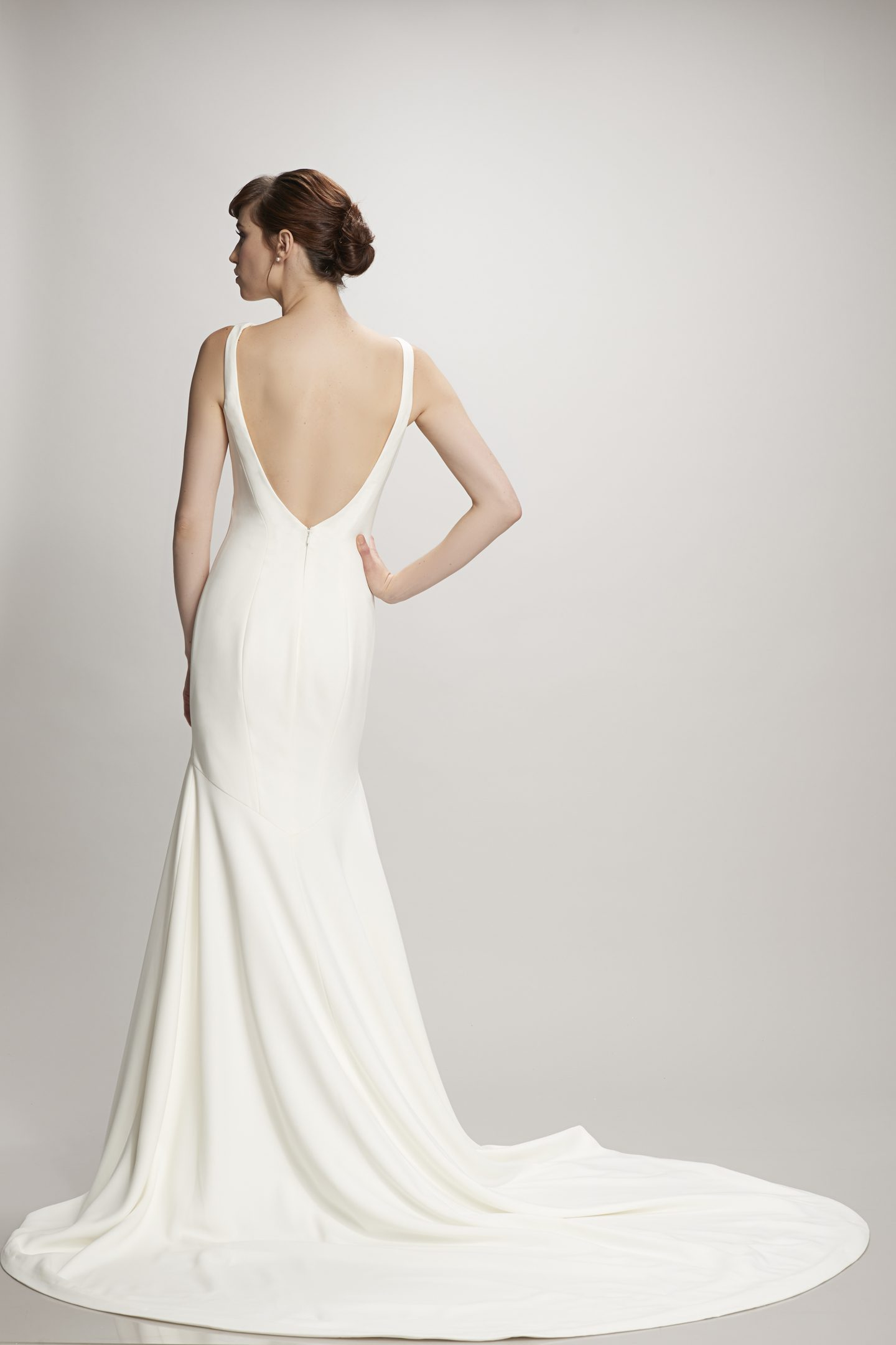 Devon by Theia Couture available at Maggie Louise Bridal
