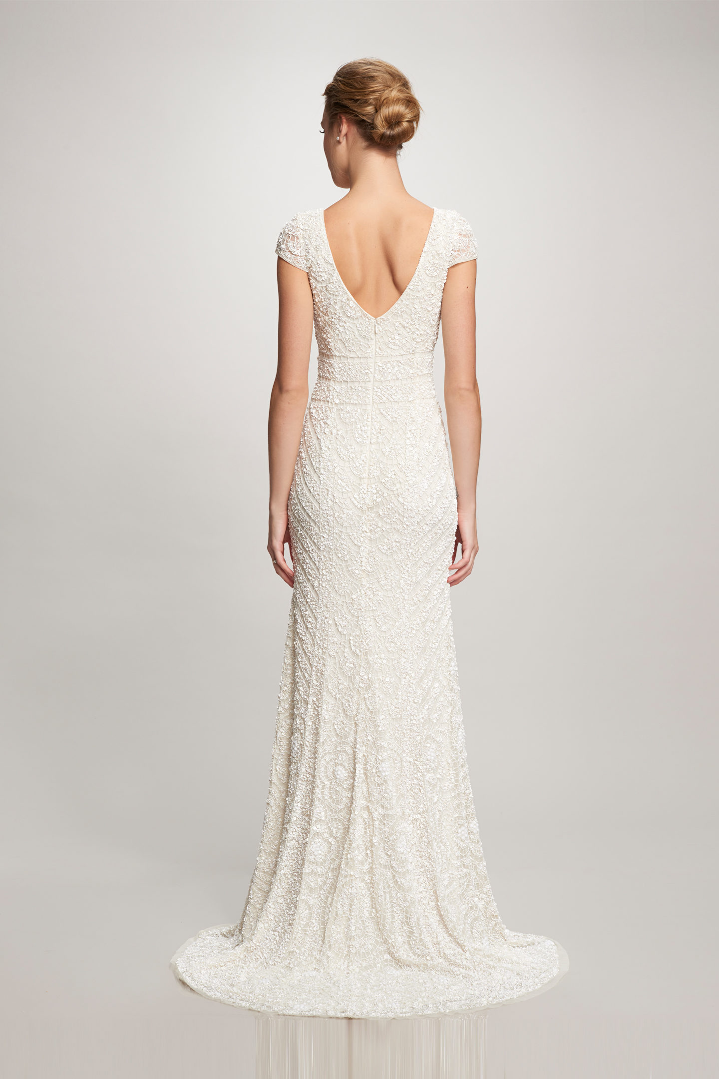 Lilia gown by Theia Couture available at Maggie Louise Bridal