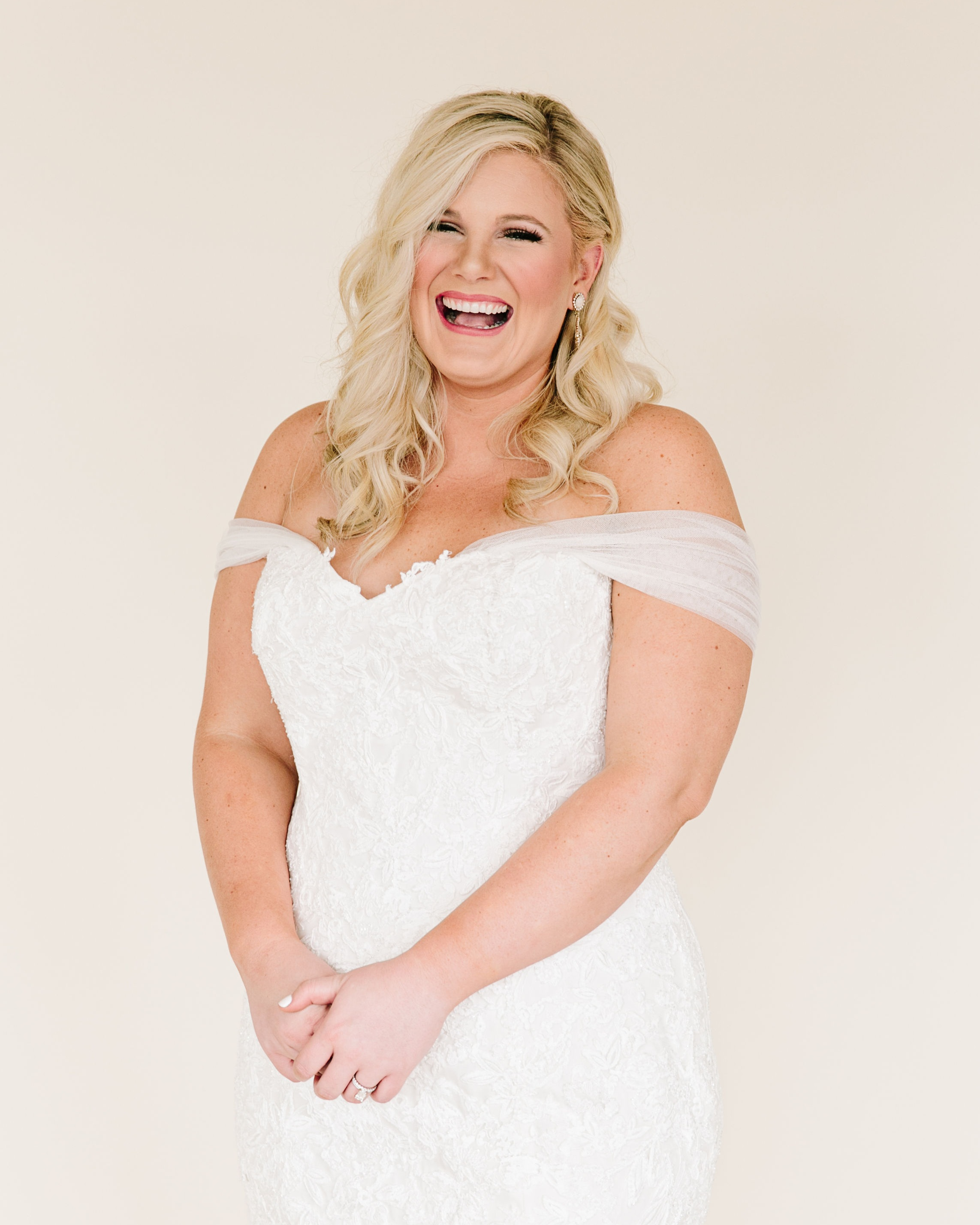 PLUS SIZE BRIDAL -