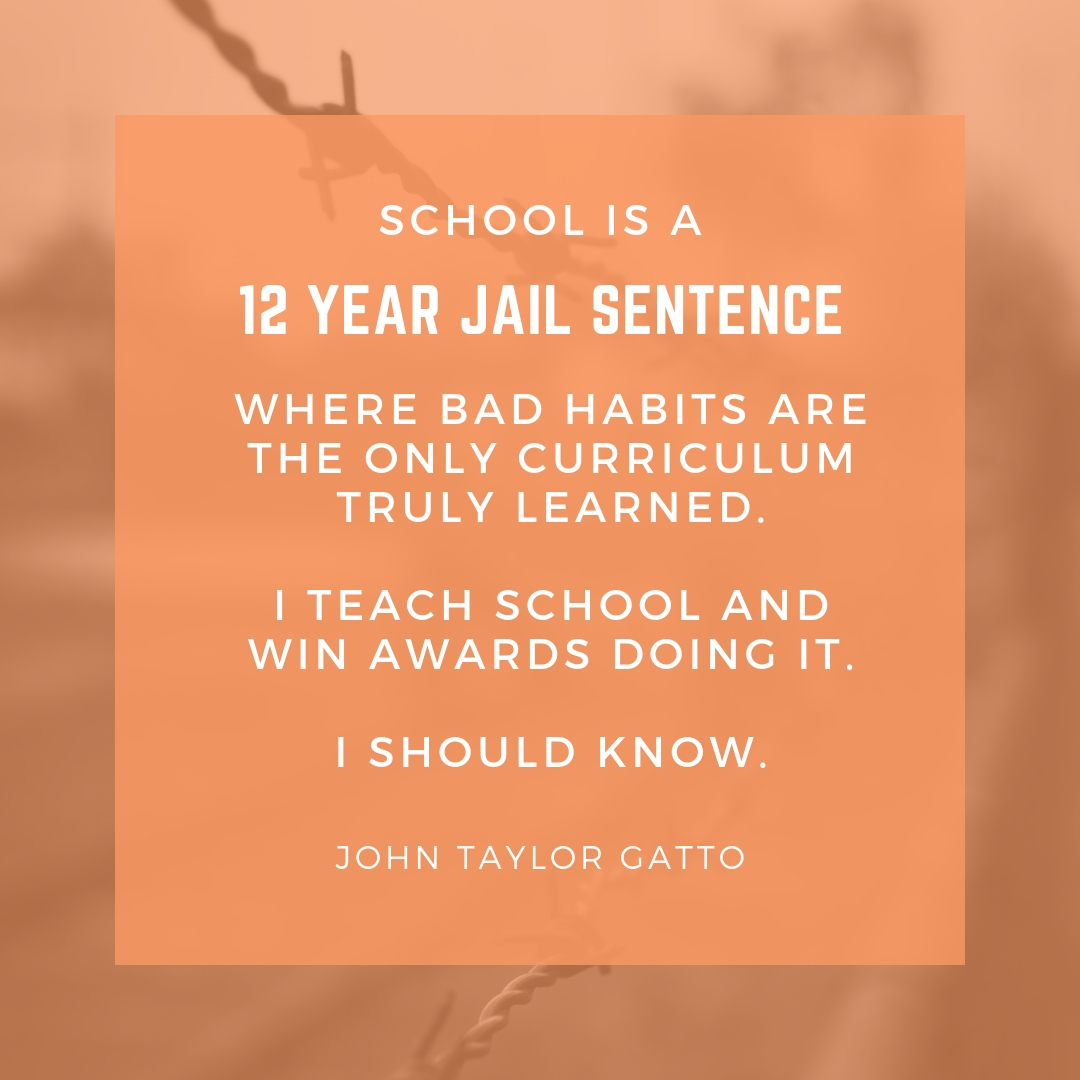 Social Media: John Taylor Gatto