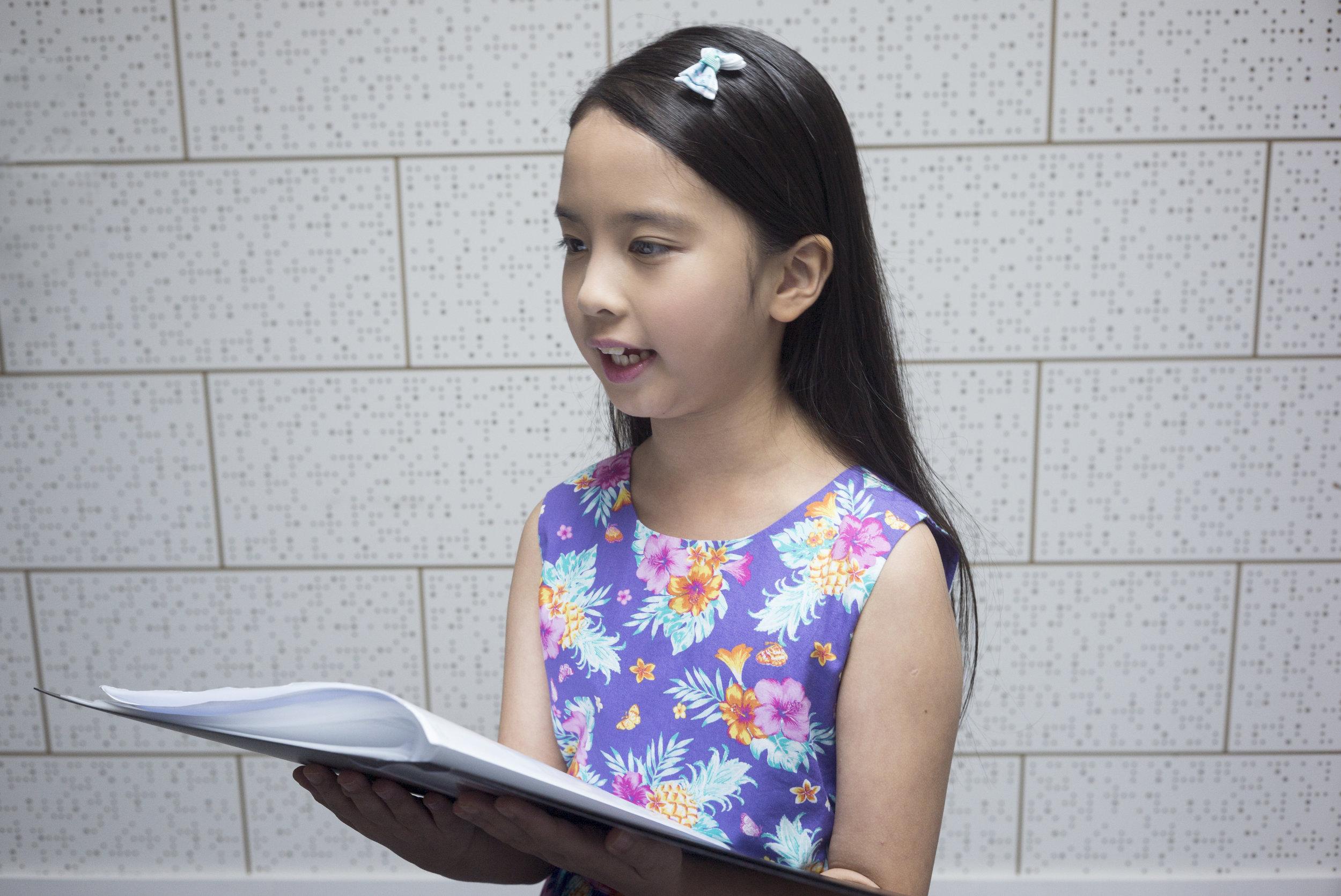JUNIOR Singing Couorse